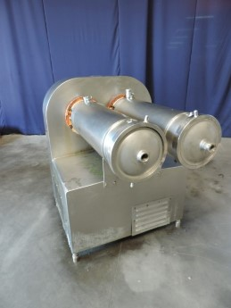 Gerstenberg & Agger 2x50 L Margarine equipment