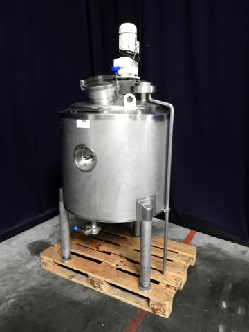 Imtech 250 ltr Process tanks