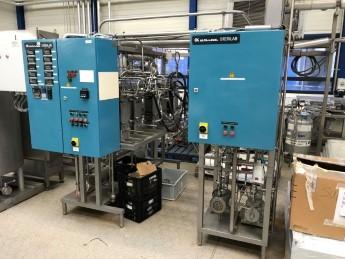 Alfa Laval Sterilab ESL / UHT units