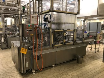 Bock & Sohn BPM200 Butter/Margarine filling machines