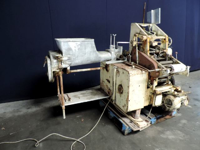 Benhil 40 Butter/Margarine filling machines
