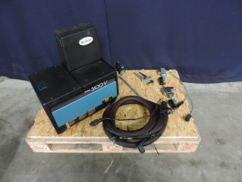 Nordson 3100V-2EAV4D/R Hot melt unit