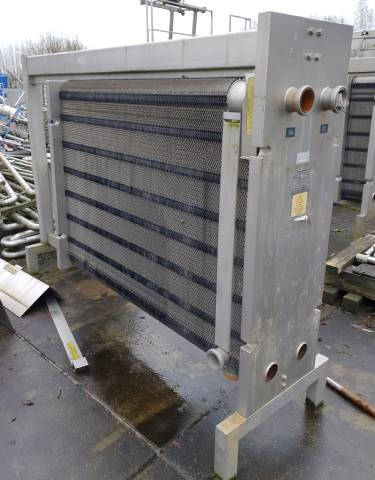 Alfa Laval Clip 8-RM Plate heat exchangers