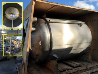 Terlet Premix tank Process tanks
