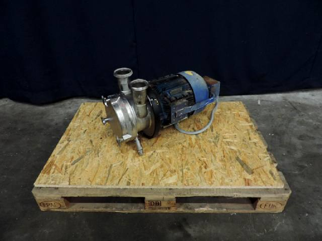 Hilge Hygia Self-priming pumps