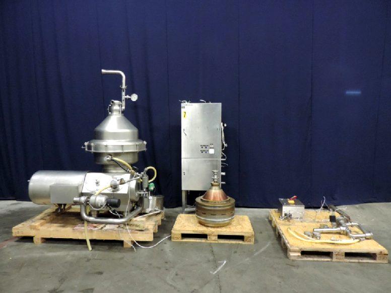 Alfa Laval MRPX 514 HGV-74C Ontroom separatoren