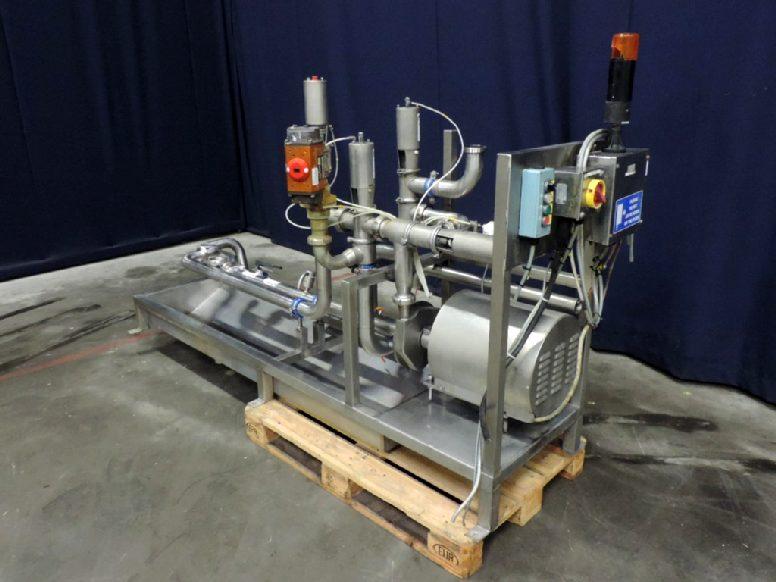 FPE742 /165A CIP equipment