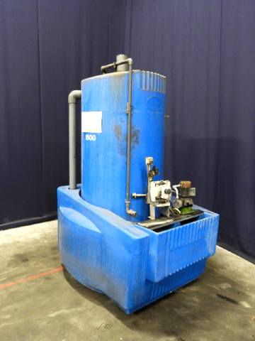 Henkel Ecolab Chemical tank Was / schoonmaak machines