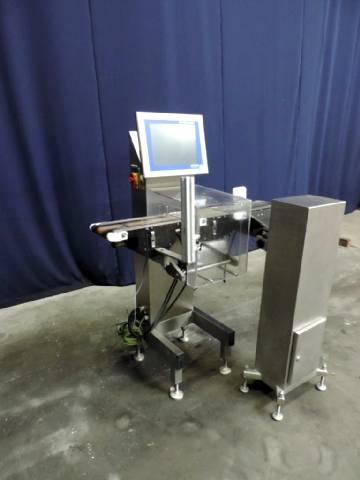 Mettler Toledo XS3 Metal detectors/Check weighers