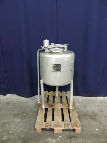 APV CIP-Vorlaufbehälter Balance tanks / hoppers