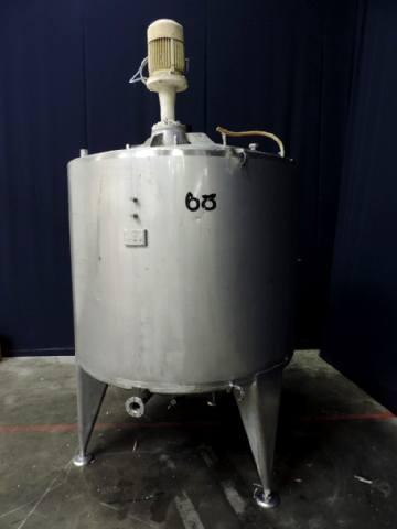 Ullmann & Co Mix tank Process tanks