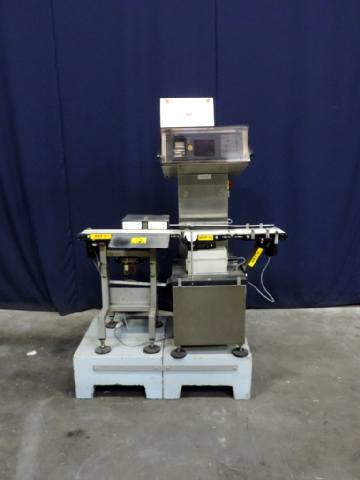 Garvens Automation SL3 PM Metal detectors/Check weighers