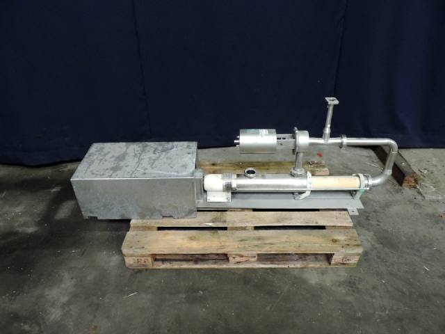 Netzsch 2NL30A Eccentric screw pumps