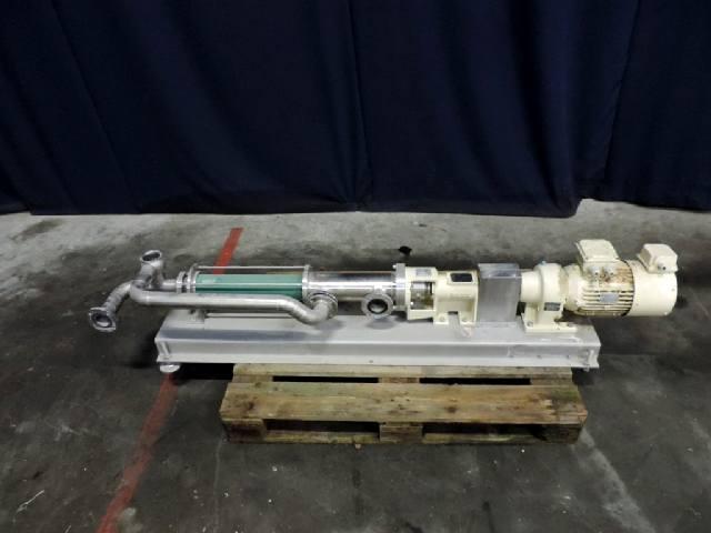 Netzsch NM038SH02S12H Eccentric screw pumps
