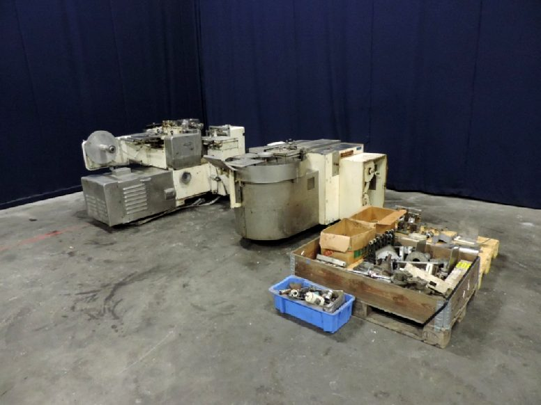 Benhil 8358 Butter/Margarine filling machines