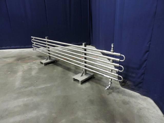 Tetra Pak Spiraflow TTF-38s/16c-3-1 Tubular heat exchangers