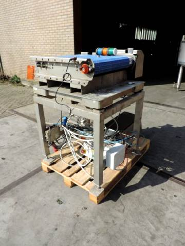 I 400 Metal detectors/Check weighers