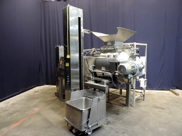 Stephan TK400 Processed cheese equipment