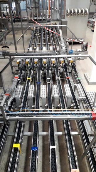 Polyketting PT Transport conveyors