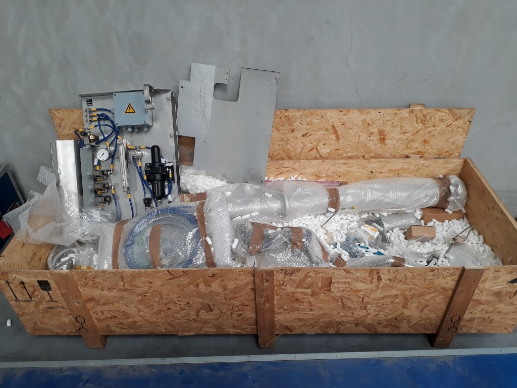Tetra Pak TBA21 spare parts Aseptic filling machines