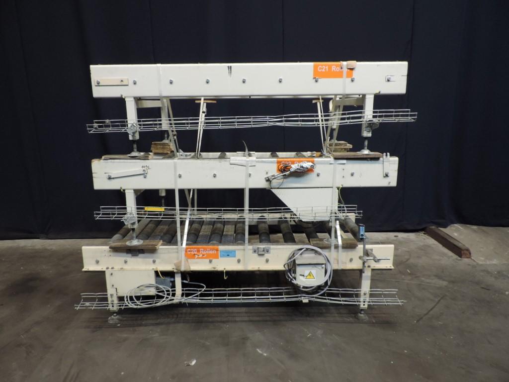 Manex & Co. A.S Rolling conveyor Transport conveyors