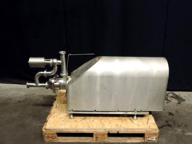 Bornemann SLH 60-26 Twin screw pumps