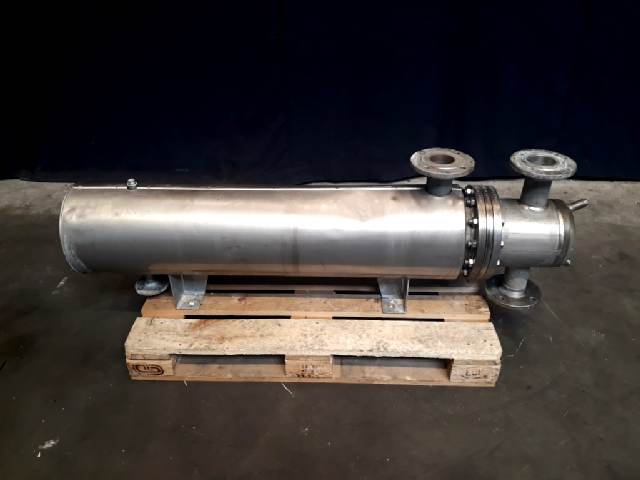 Wilhelm Deller KG TSA Tubular heat exchangers not sanitary