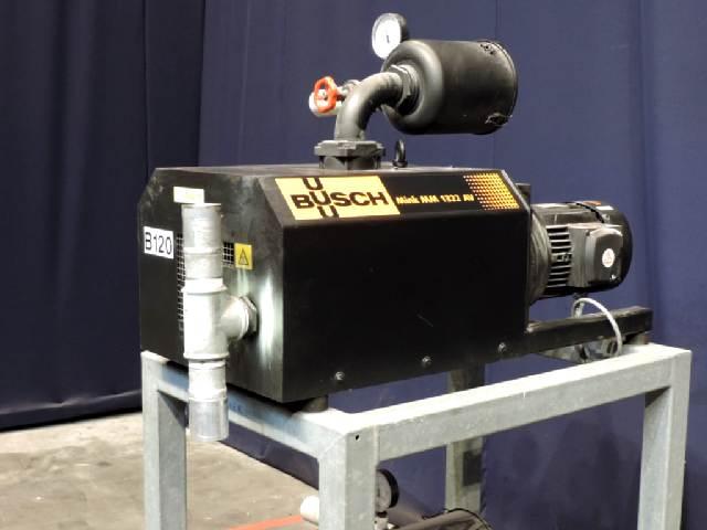 Busch MM1322AV Andere pompen