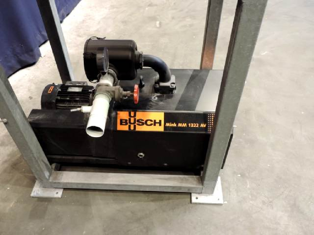 Busch MM1322AV Other pumps
