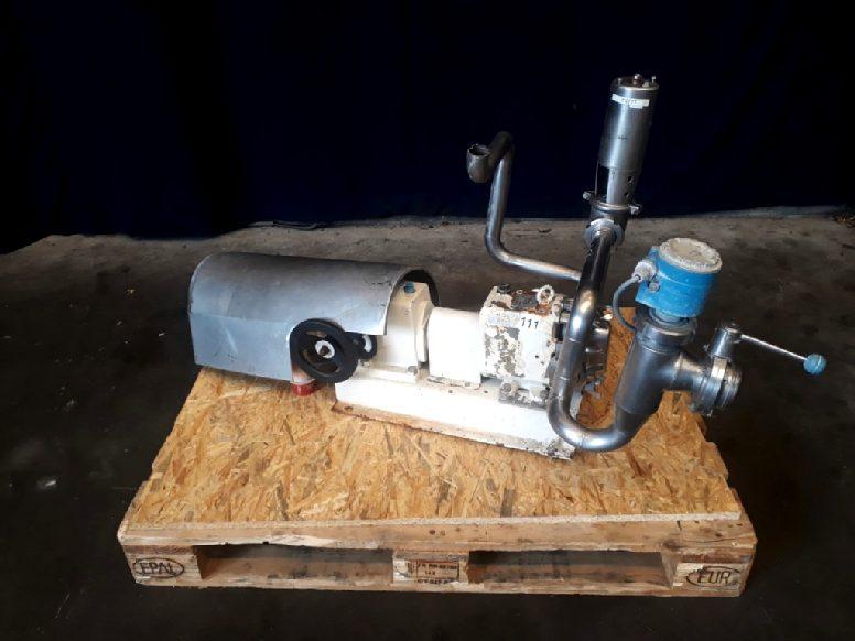 Indag 10VT-D HTIRM Lobe rotary pumps