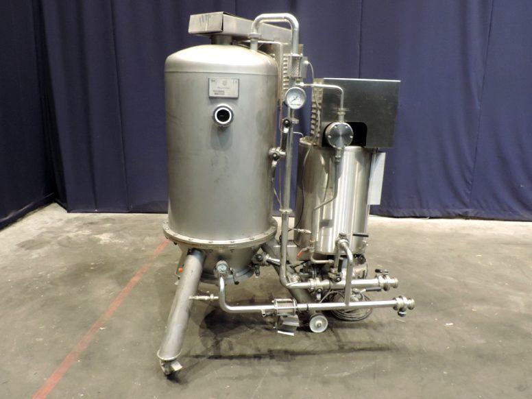 TMCI Padovan Green 6 Cheese equipment