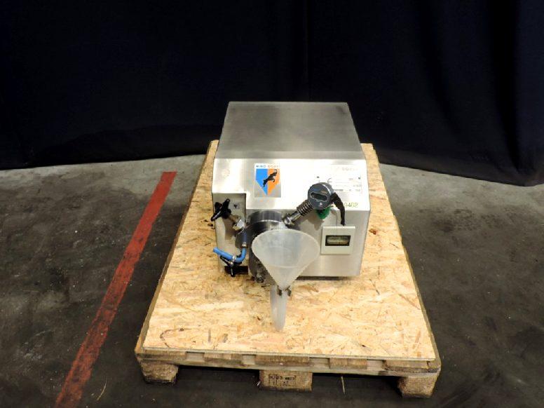 Niro Soavi NS 1001L Panda High pressure homogenisers