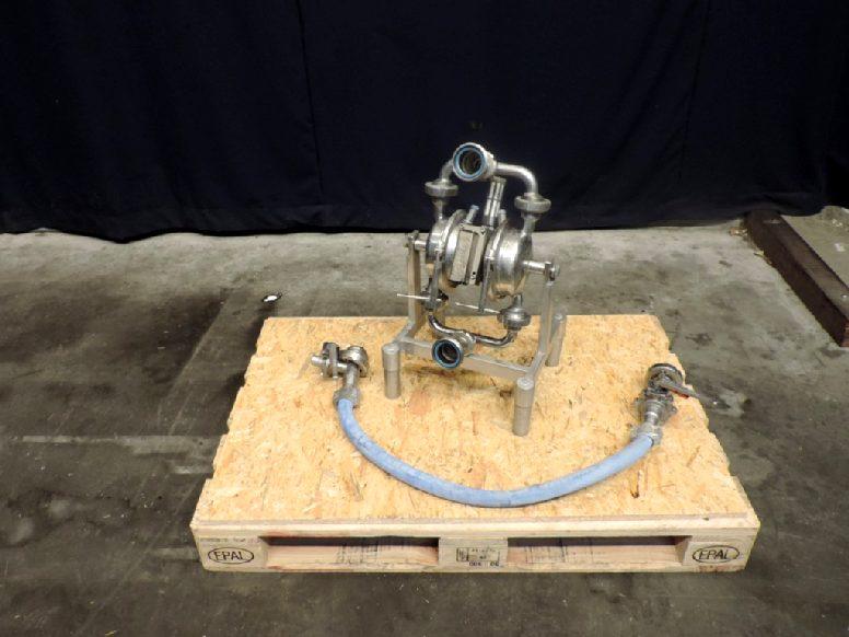 Depa DL25-SL-E-E-QD1 Diaphragm pumps