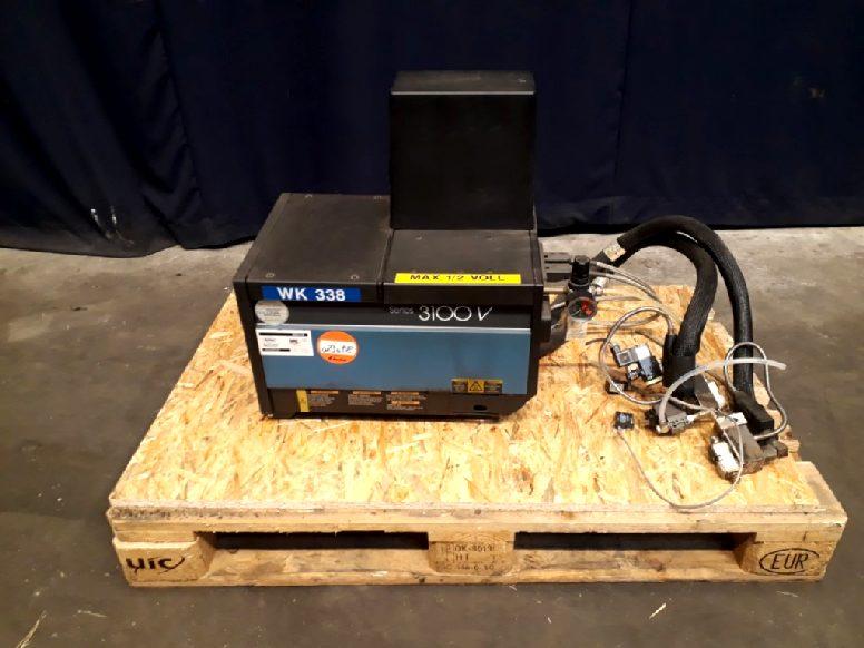 Nordson 3100V-2EAV2D/R Hot melt units