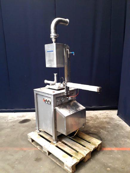 Rothenburg Block filler 10 kg Butter equipment