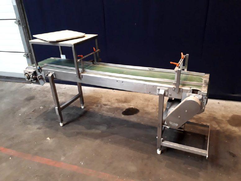 - Transport conveyors