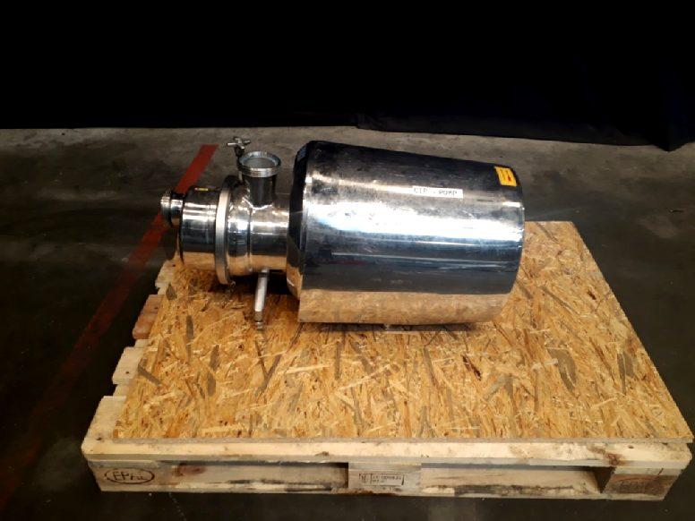 SCF Inox AS65-4-10/BMPT82 Self-priming pumps