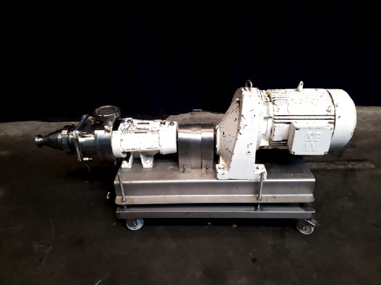 Bornemann  SLH 125/58/1/QN Twin screw pumps