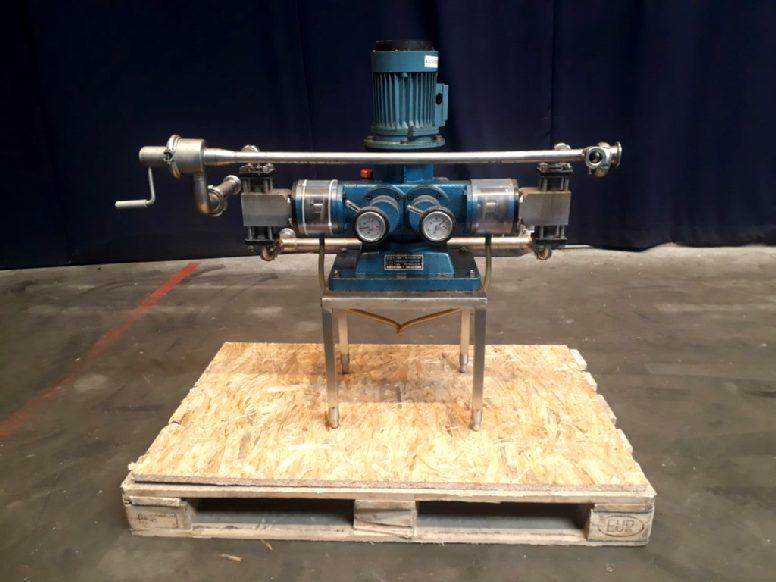 Bran + Lubbe N-J 32 Piston pumps