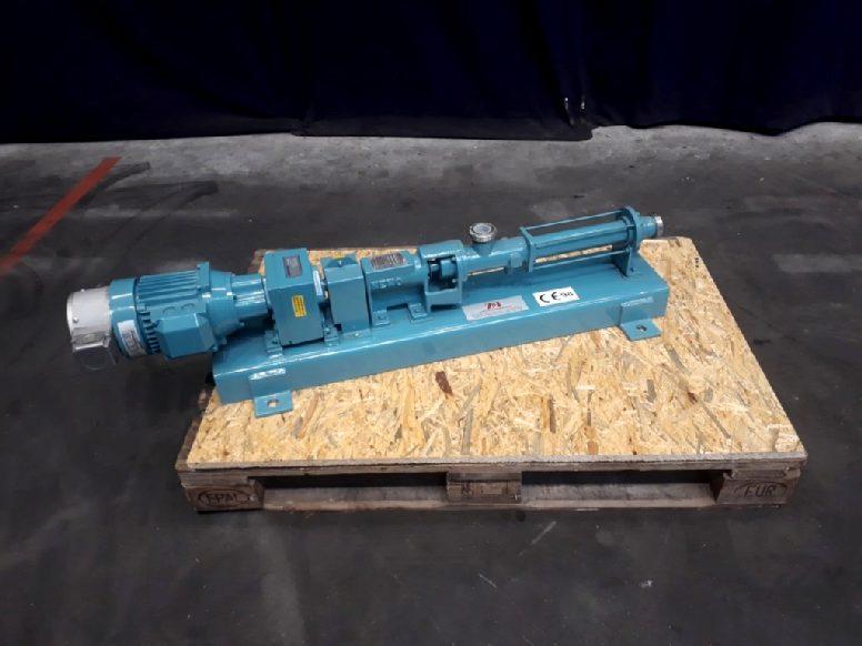 Netzsch NM021SY02S12B Eccentric screw pumps