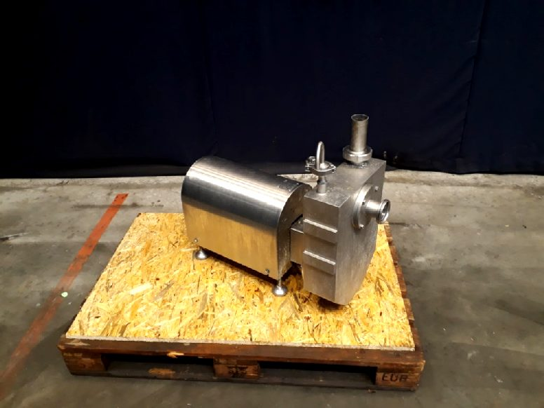Pomac CPZA23544/175 Self-priming pumps