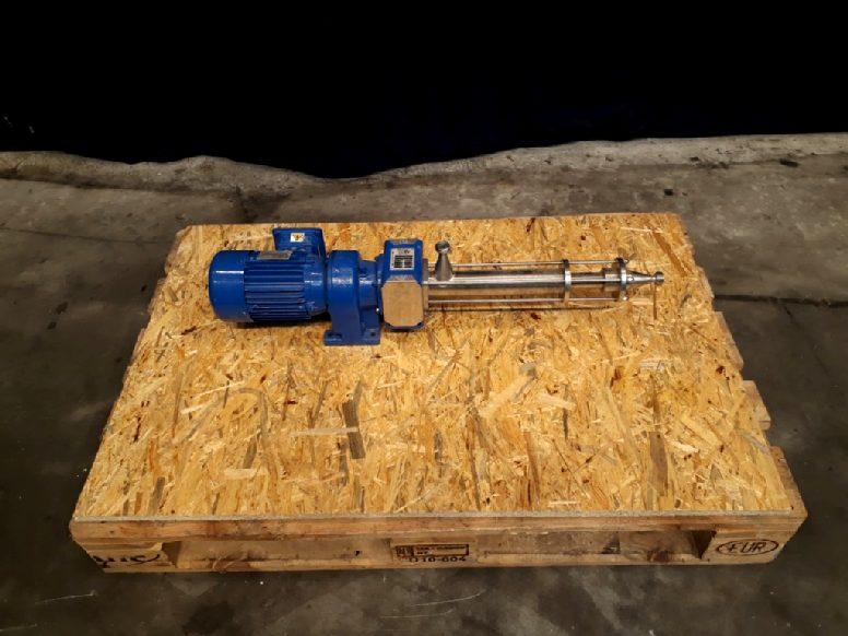 Mono Pumps SLF20221W8/G421 Eccentric screw pumps
