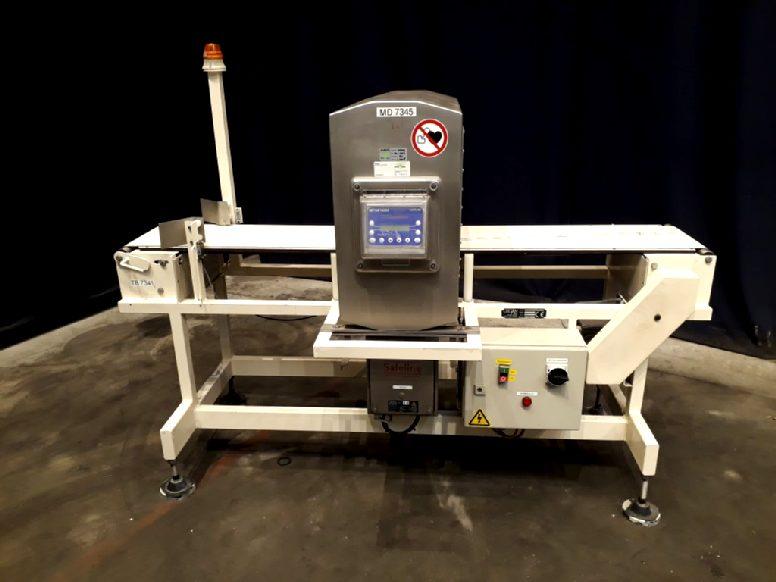 Mettler Toledo Safeline Metal Detectores/comprobadores del peso