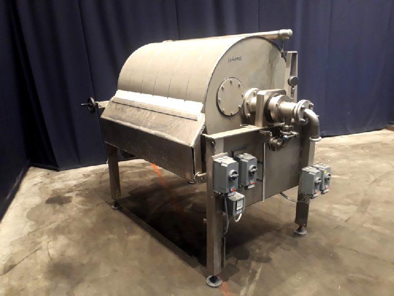 Nivoba FP 100-4 Lab equipment