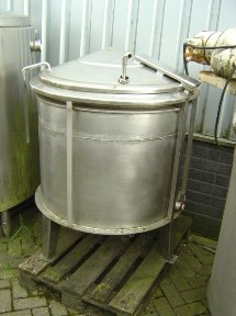 Terlet  Process tanks