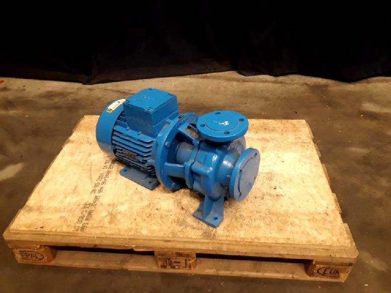 Johnson CB50-160 G2MG1,2 Centrifugal pumps