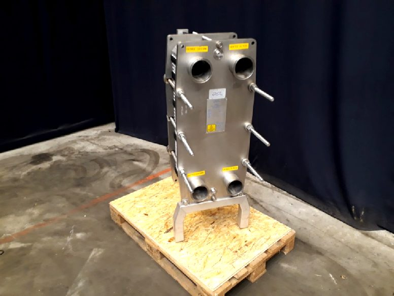 Alfa Laval M10-MBASE Plate heat exchangers