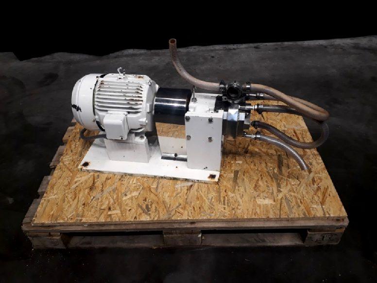Daido Metal Japan WP2TL043U0MY2 Lobe rotary pumps