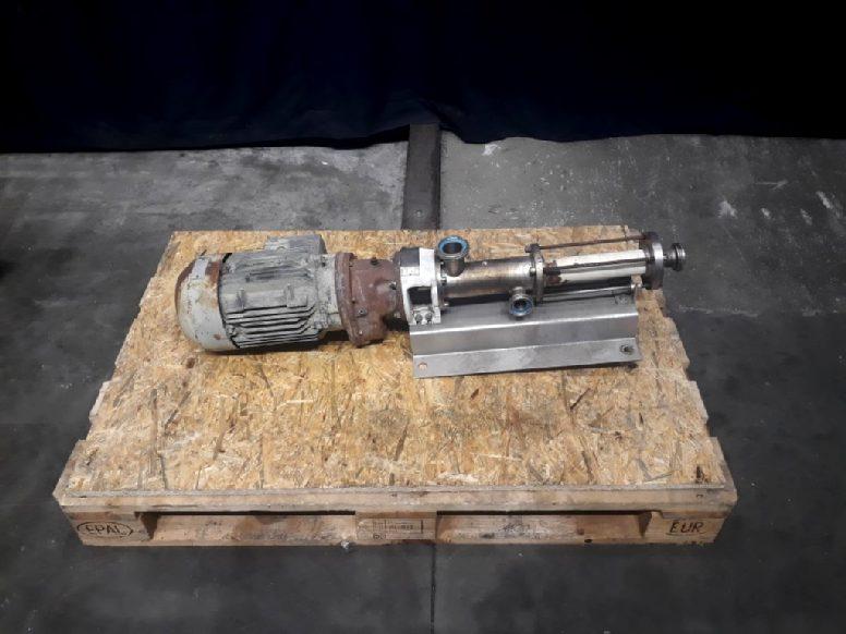 Seepex BC05 Eccentric screw pumps