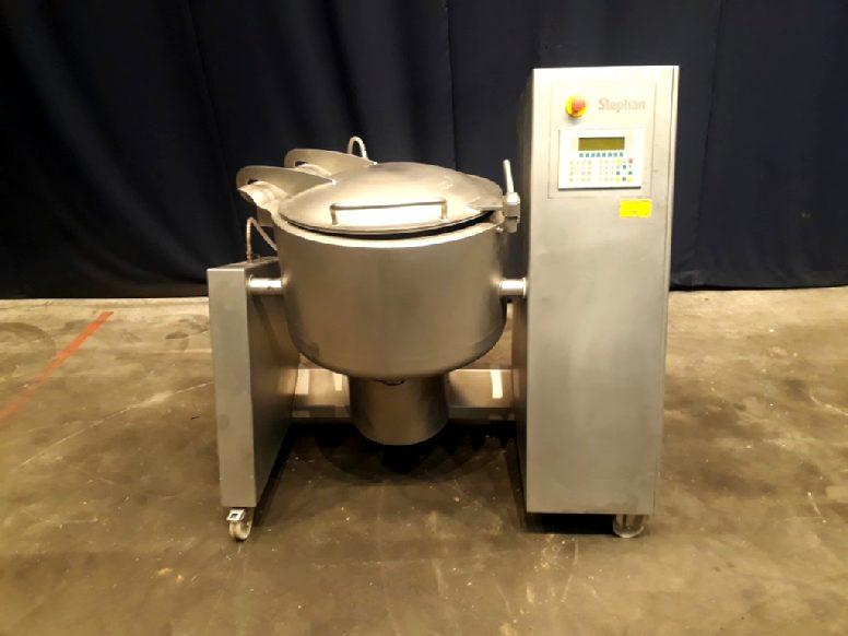 Stephan VM 150 Batch mixers